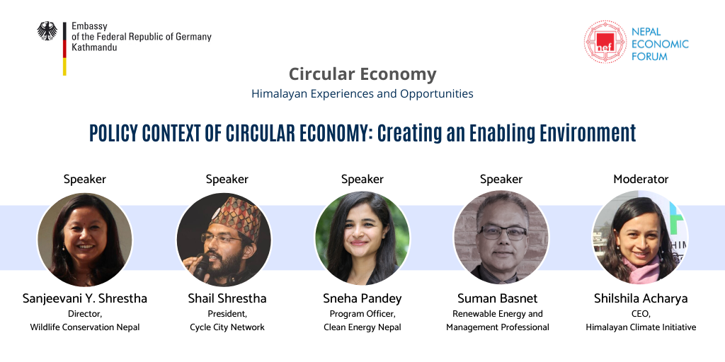 Policy Context of Circular Economy: Creating an Enabling Environment