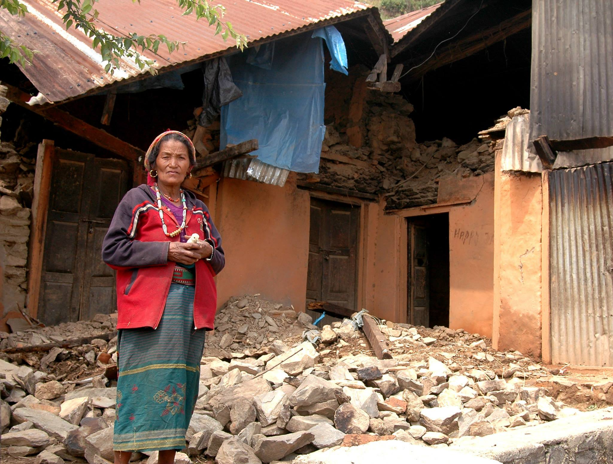 Immediate Relief Materials at Rasuwa