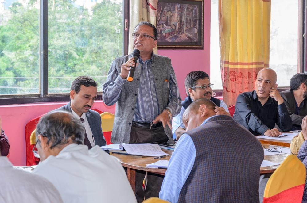 Expert Consultation on Local Curriculum