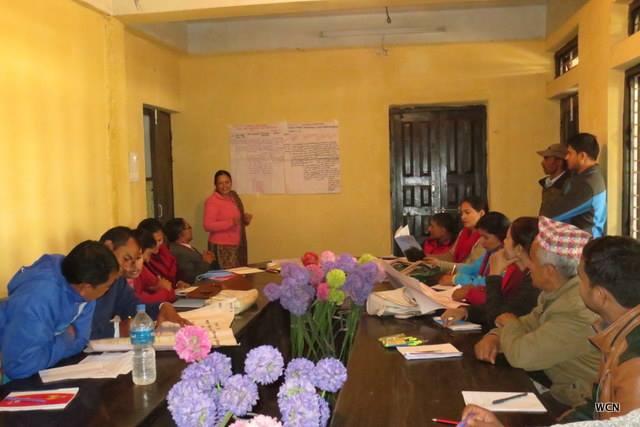 Workshop on Local Curriculum Development for Grade 1-3