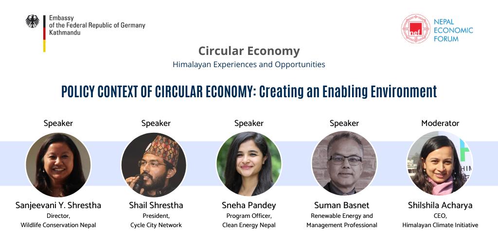 Policy Context of Circular Economy: Creating an Enabling Environment