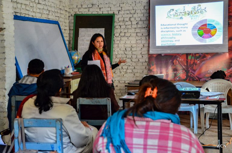 Teachers Training On Interactive Education