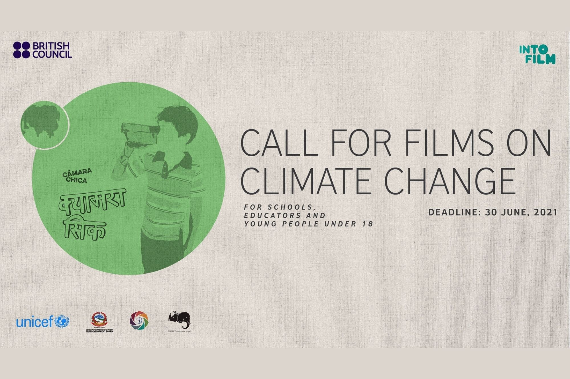Call for Film on Climate Change
