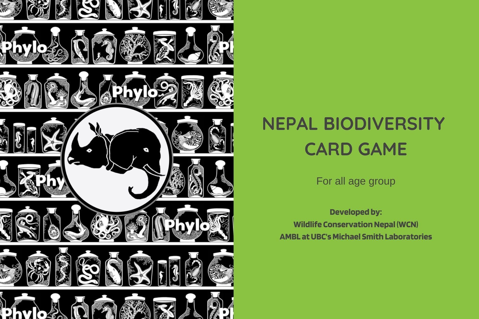 Nepal Biodiversity Card Game