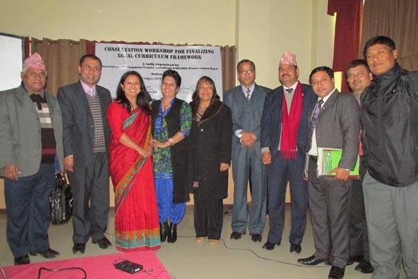 Finalization of the National Framework on the local Curriculum