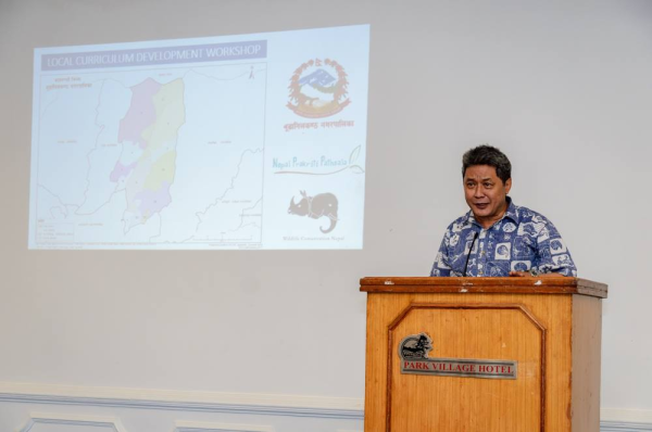 Orientation on Local Curriculum for Budhanilkantha Municipality