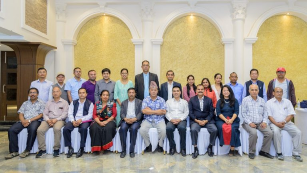Development Of Local Curriculum For Shankharapur Municipality