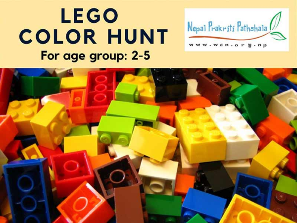 Lego Color Hunt