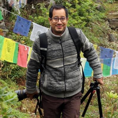 Mr. Pranaya Bikram Thapa