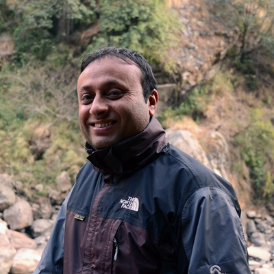 Mr. Rajeshwar Rijal