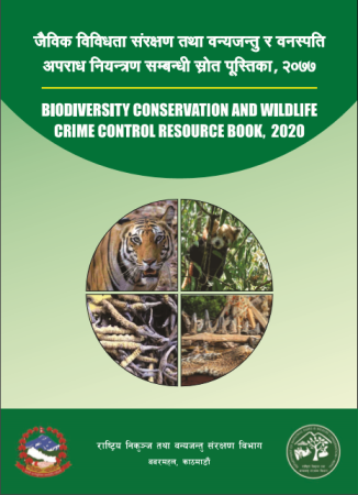 Biodiversity Conservation And Wildlife Crime Control Resource Book, 2020