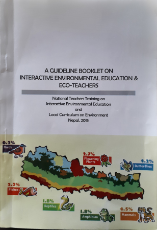 A Guideline Booklet on Interactive Environmental Education & Eco-Teachers